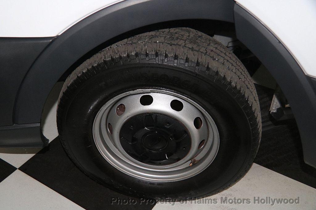 "2017 Ford Transit Van T-250 148"" Hi Rf 9000 GVWR Sliding RH Dr - 17375696 - 27"