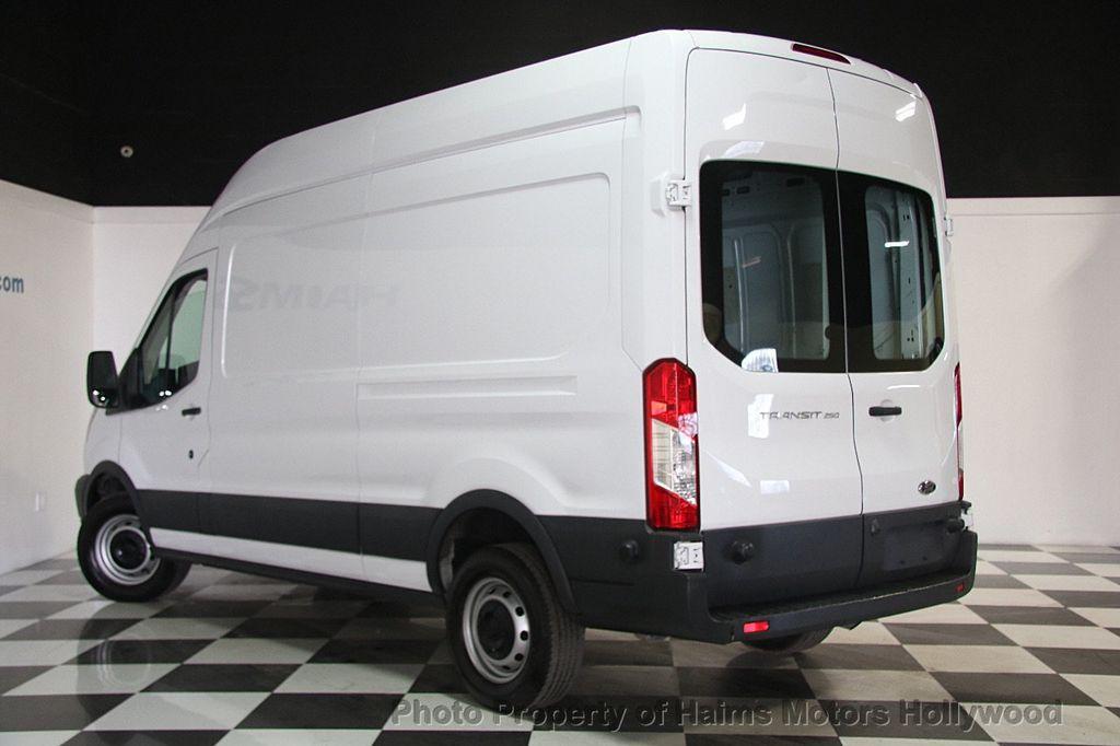 "2017 Ford Transit Van T-250 148"" Hi Rf 9000 GVWR Sliding RH Dr - 17375696 - 4"