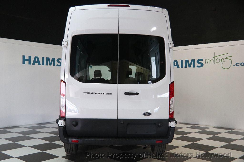"2017 Ford Transit Van T-250 148"" Hi Rf 9000 GVWR Sliding RH Dr - 17375696 - 5"