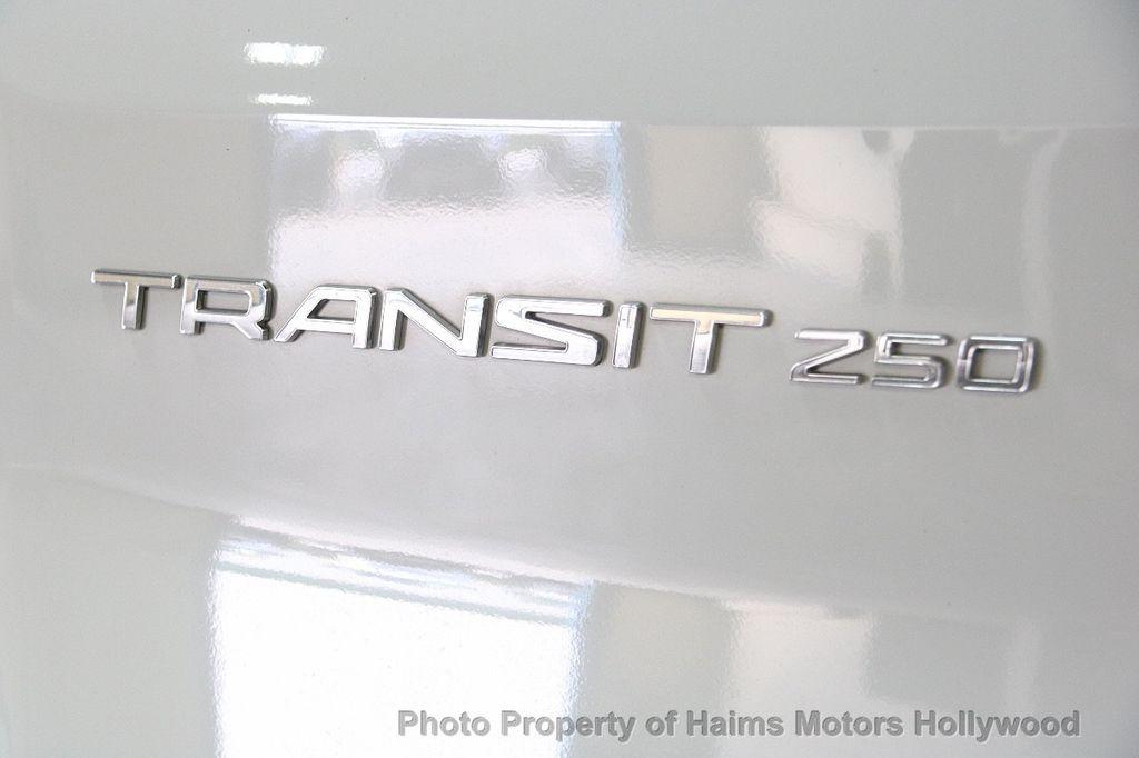 "2017 Ford Transit Van T-250 148"" Hi Rf 9000 GVWR Sliding RH Dr - 17375696 - 7"