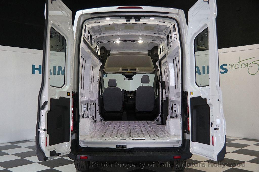 "2017 Ford Transit Van T-250 148"" Hi Rf 9000 GVWR Sliding RH Dr - 17375696 - 8"