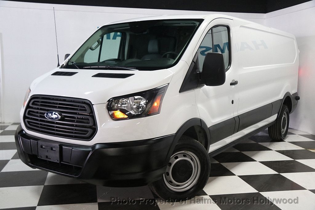 "2017 Ford Transit Van T-250 148"" Low Rf 9000 GVWR Swing-Out RH Dr - 16607962 - 0"