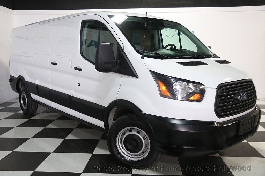 "2017 Ford Transit Van T-250 148"" Low Rf 9000 GVWR Swing-Out RH Dr - 16607962 - 2"