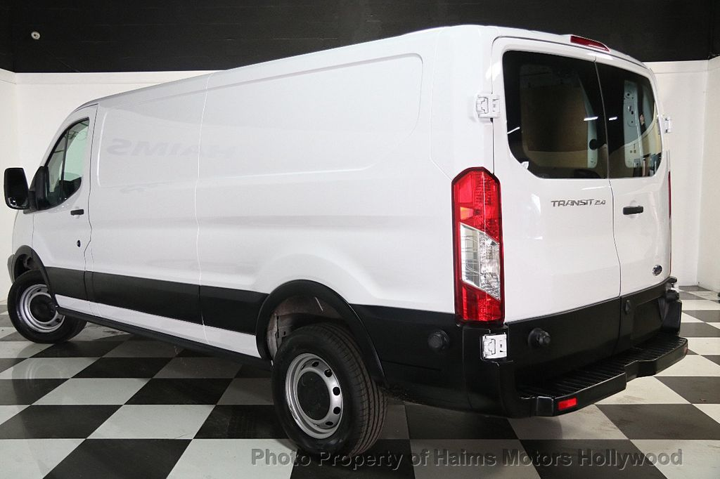 "2017 Ford Transit Van T-250 148"" Low Rf 9000 GVWR Swing-Out RH Dr - 16607962 - 3"
