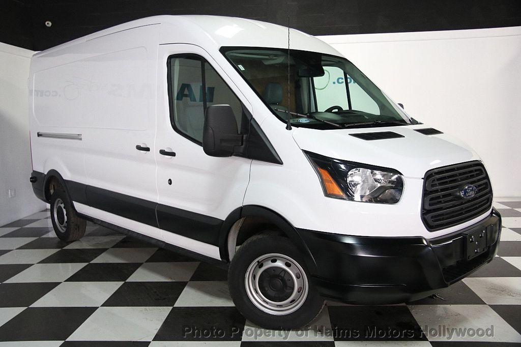 "2017 Used Ford Transit Van T-250 148"" Med Rf 9000 GVWR ..."