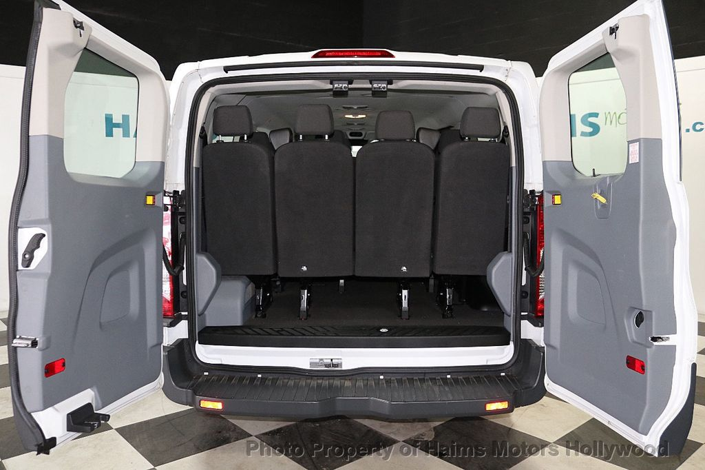 """2017 Ford Transit Wagon T-150 130"""" Low Roof XLT Swing-Out RH Dr - 18246112 - 9"""