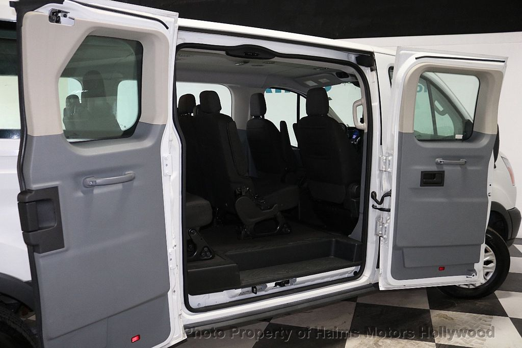"""2017 Ford Transit Wagon T-150 130"""" Low Roof XLT Swing-Out RH Dr - 18246112 - 11"""