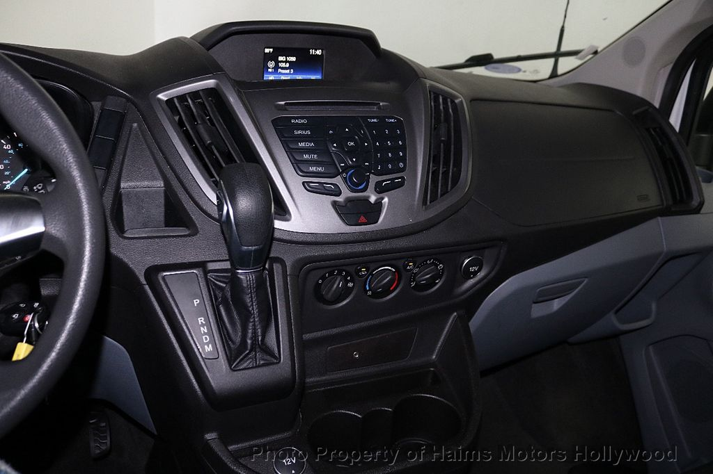 """2017 Ford Transit Wagon T-150 130"""" Low Roof XLT Swing-Out RH Dr - 18246112 - 17"""