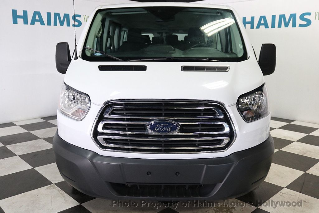2017 used ford transit wagon t 150 130 low roof xlt swing out rh dr at haims motors ft. Black Bedroom Furniture Sets. Home Design Ideas