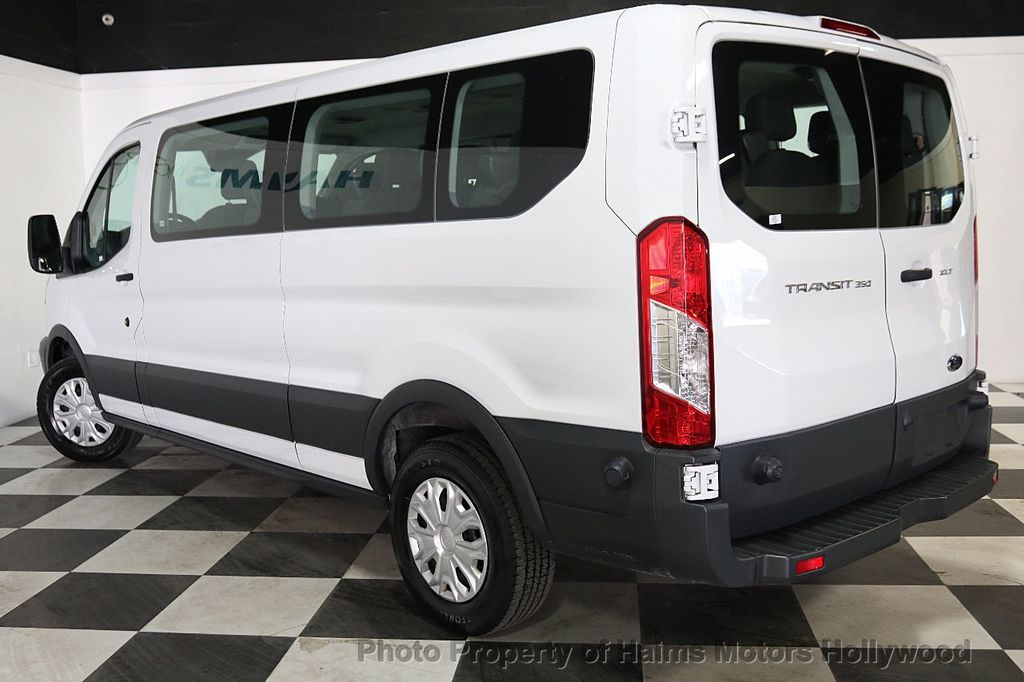"""2017 Ford Transit Wagon T-150 130"""" Low Roof XLT Swing-Out RH Dr - 18246112 - 4"""