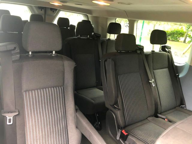 "2017 Ford Transit Wagon T-350 148"" Low Roof XL Sliding RH Dr - Click to see full-size photo viewer"