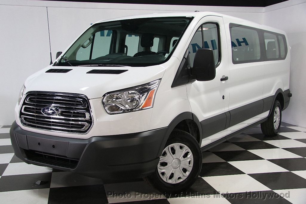 2017 Ford Transit Wagon T 350 148 Low Roof Xl Swing Out Rh