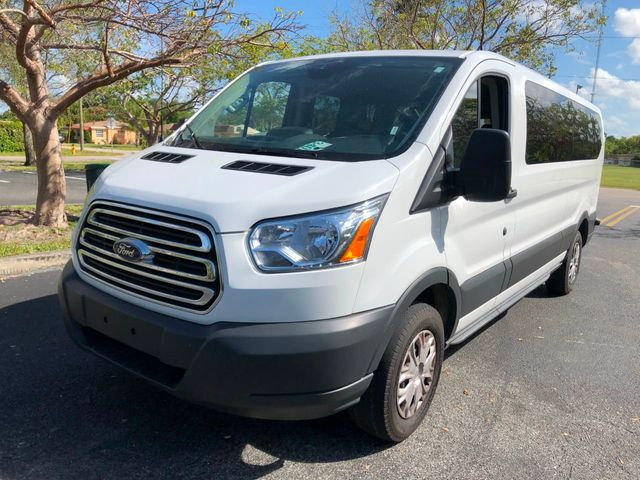 Ford Transit Wagon >> 2017 Used Ford Transit Wagon T 350 148 Low Roof Xl Swing Out