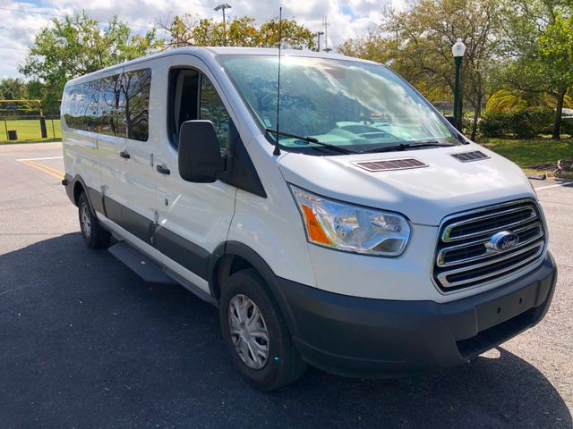 "2017 Ford Transit Wagon T-350 148"" Low Roof XL Swing-Out RH Dr - Click to see full-size photo viewer"