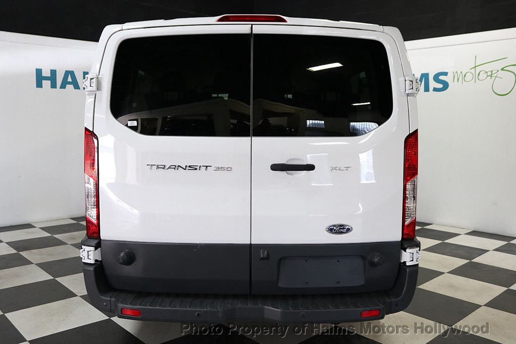 "2017 Ford Transit Wagon T-350 148"" Low Roof XLT Sliding RH Dr - 18093329 - 5"