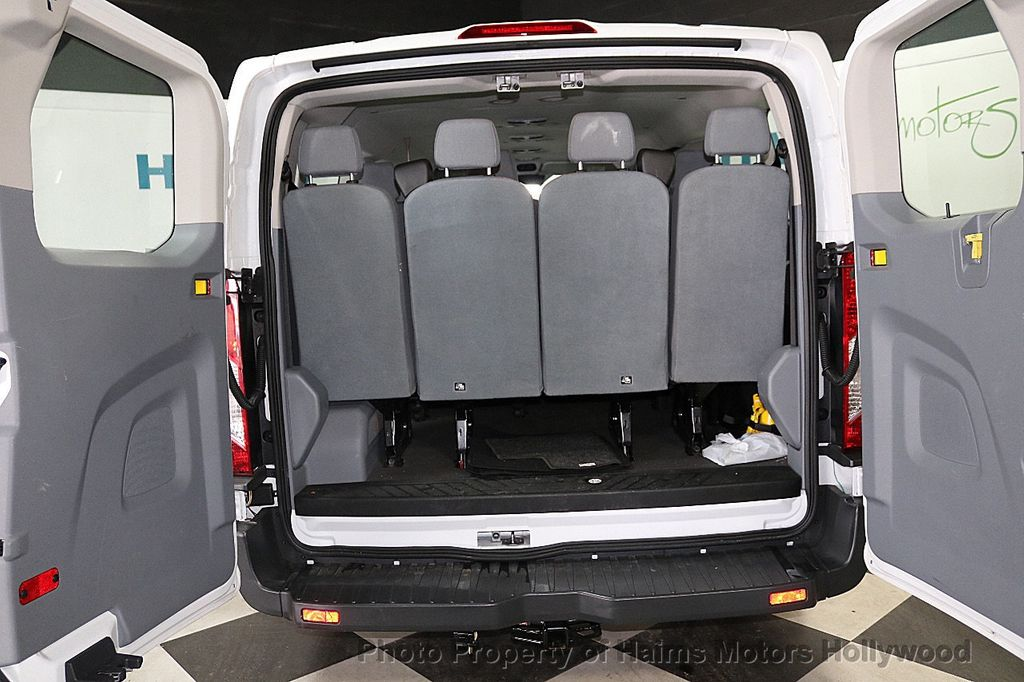 """2017 Ford Transit Wagon T-350 148"""" Low Roof XLT Swing-Out RH Dr - 18373360 - 9"""