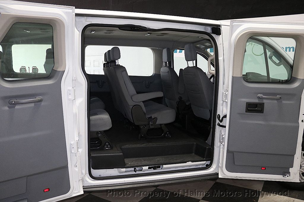 """2017 Ford Transit Wagon T-350 148"""" Low Roof XLT Swing-Out RH Dr - 18373360 - 11"""