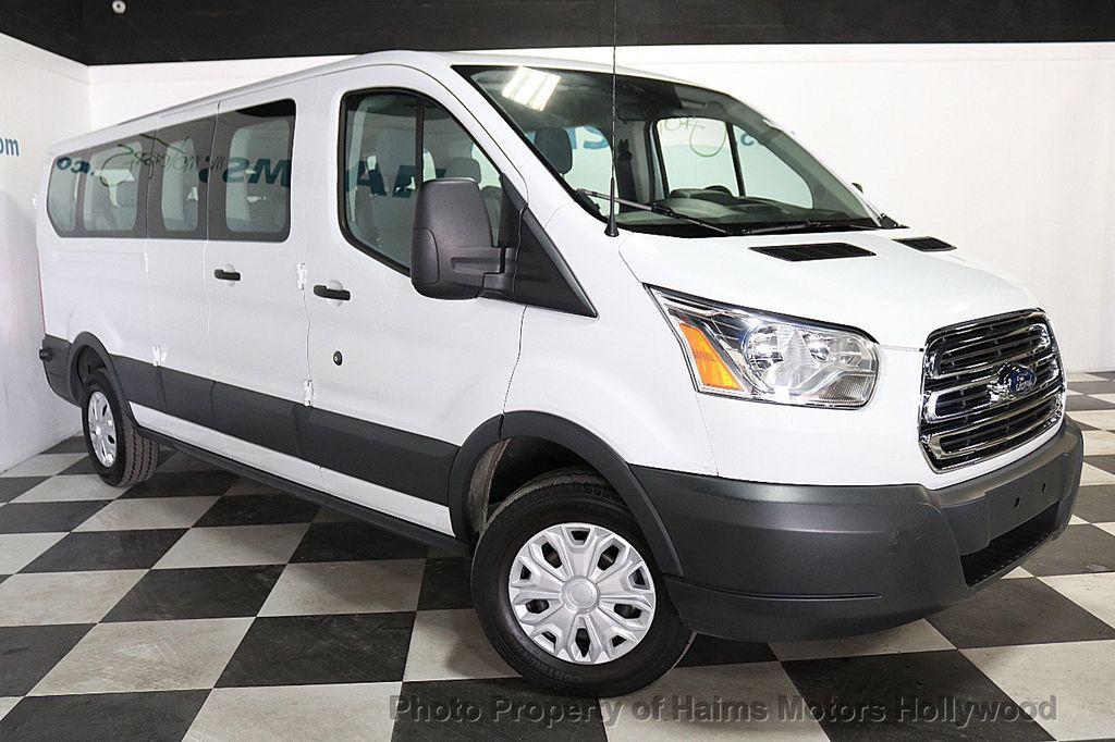 """2017 Ford Transit Wagon T-350 148"""" Low Roof XLT Swing-Out RH Dr - 18373360 - 3"""