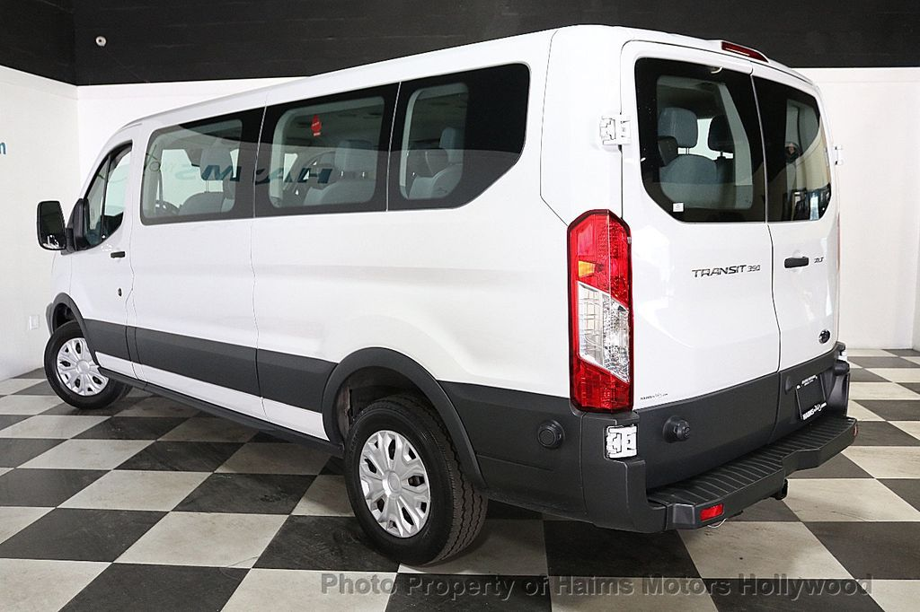 """2017 Ford Transit Wagon T-350 148"""" Low Roof XLT Swing-Out RH Dr - 18373360 - 4"""
