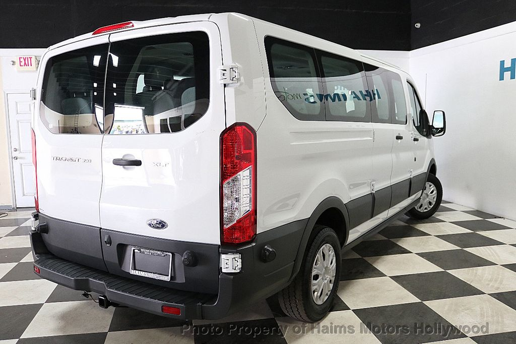 """2017 Ford Transit Wagon T-350 148"""" Low Roof XLT Swing-Out RH Dr - 18373360 - 6"""