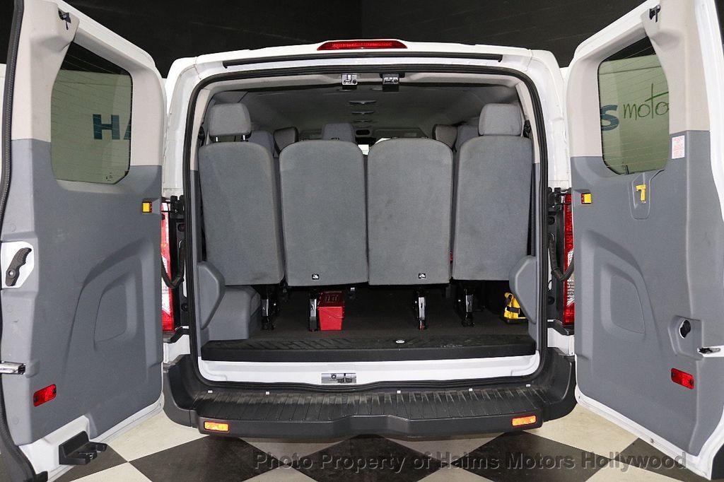 "2017 Ford Transit Wagon T-350 148"" Med Roof XLT Sliding RH Dr - 18178825 - 9"