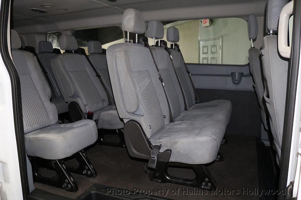 "2017 Ford Transit Wagon T-350 148"" Med Roof XLT Sliding RH Dr - 18178825 - 11"