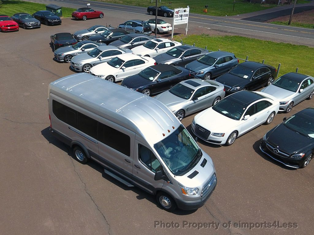 2017 Ford Transit Wagon TRANSIT 350HD DUALLY HIGH ROOF 15 PASSENGER  - 17655694 - 14