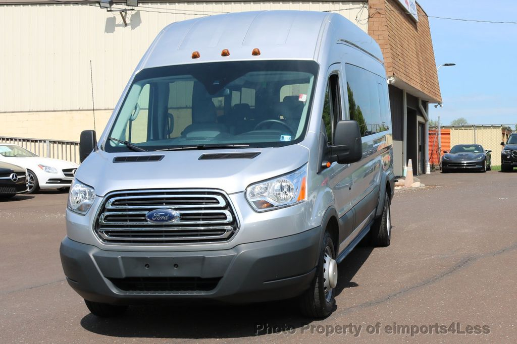 2017 Ford Transit Wagon TRANSIT 350HD DUALLY HIGH ROOF 15 PASSENGER  - 17655694 - 25