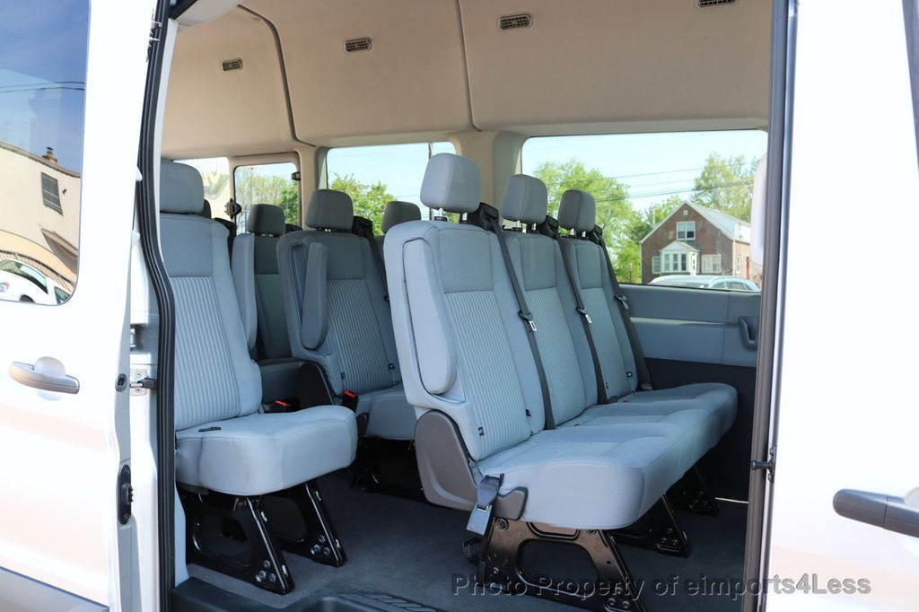 2017 Ford Transit Wagon TRANSIT 350HD DUALLY HIGH ROOF 15 PASSENGER  - 17655694 - 29