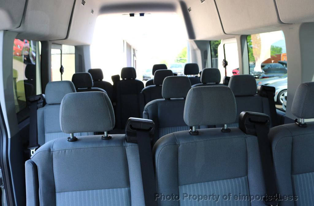2017 Ford Transit Wagon TRANSIT 350HD DUALLY HIGH ROOF 15 PASSENGER  - 17655694 - 33