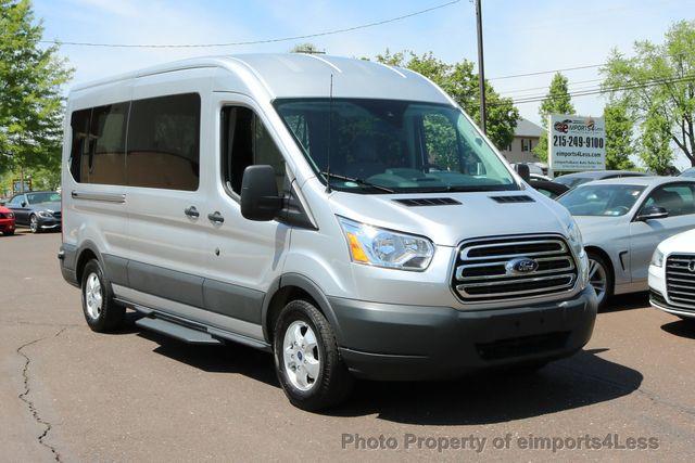 Ford Transit Wagon >> 2017 Used Ford Transit Wagon Transit T350 Medium Roof 15 Passenger Xlt At Eimports4less Serving Doylestown Bucks County Pa Iid 17655684