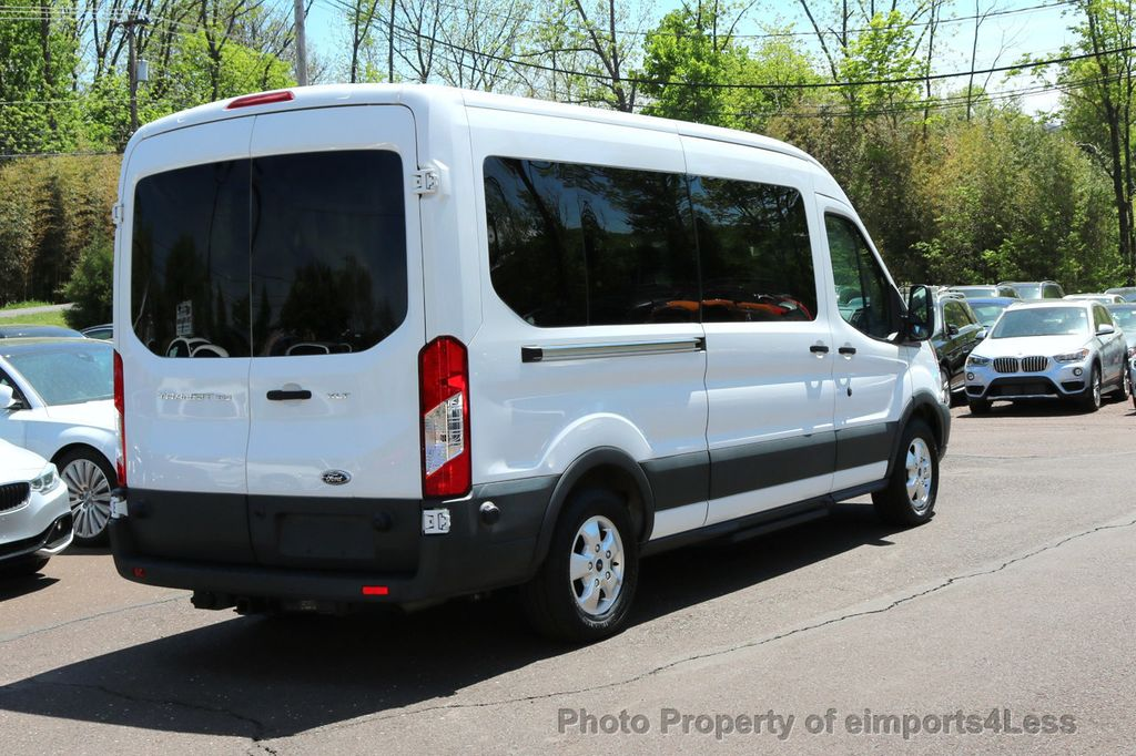 2017 used ford transit wagon transit t350 medium roof 15 passenger xlt at eimports4less serving. Black Bedroom Furniture Sets. Home Design Ideas