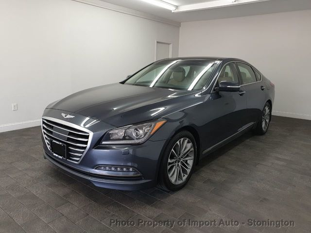 2017 Genesis G80 3.8 >> 2017 Used Genesis G80 3 8 Awd Ultimate At Import Auto Stonington Ct Iid 19339112