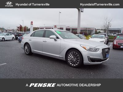 2017 Genesis G90 5.0 Ultimate Sedan - Click to see full-size photo viewer