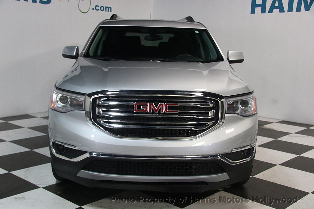 2017 used gmc acadia fwd 4dr sle w sle 2 at haims motors serving fort lauderdale hollywood. Black Bedroom Furniture Sets. Home Design Ideas