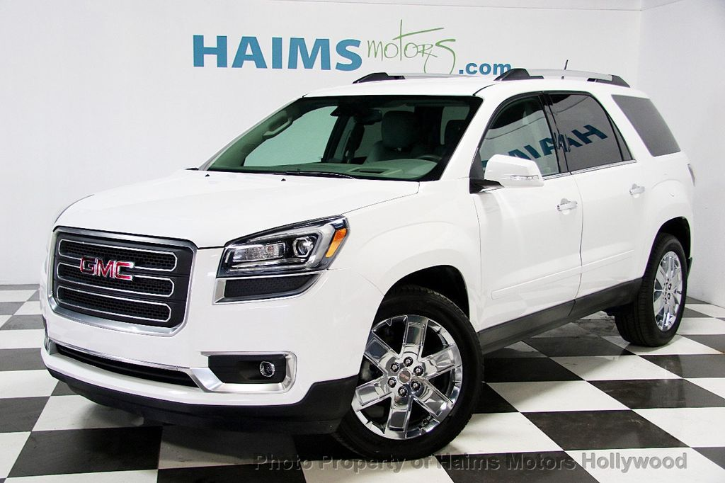 Acadia Slt 2 >> 2017 Used GMC Acadia Limited FWD 4dr Limited at Haims ...