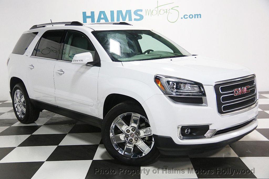 2017 Used Gmc Acadia Limited Fwd 4dr Limited At Haims Motors Serving