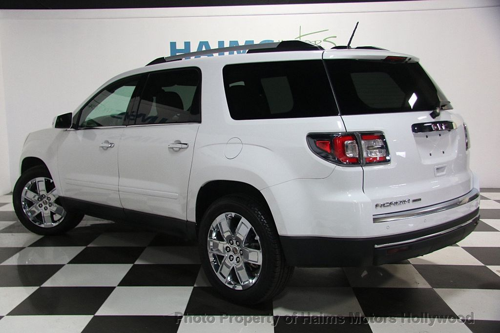 2017 used gmc acadia limited fwd 4dr limited at haims motors hollywood serving fort lauderdale. Black Bedroom Furniture Sets. Home Design Ideas