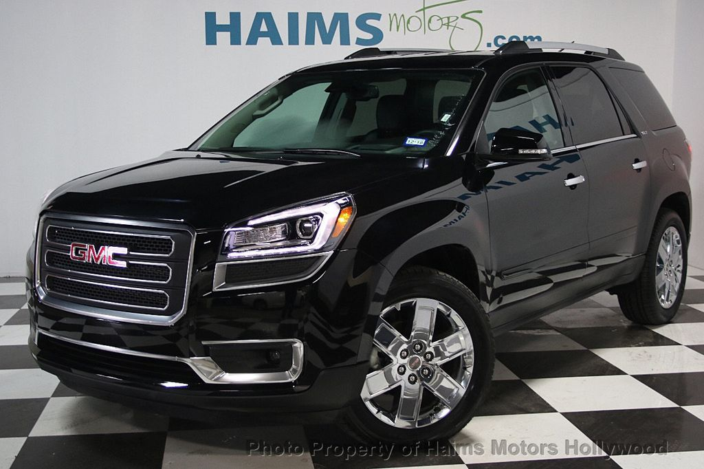 2017 Used Gmc Acadia Limited Fwd 4dr At Haims Motors