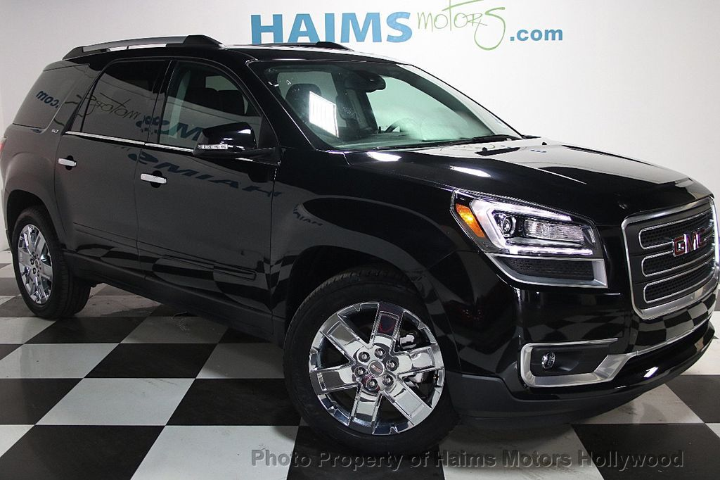 Gmc Dealer Miami >> 2017 Used GMC Acadia Limited FWD 4dr Limited at Haims Motors Serving Fort Lauderdale, Hollywood ...