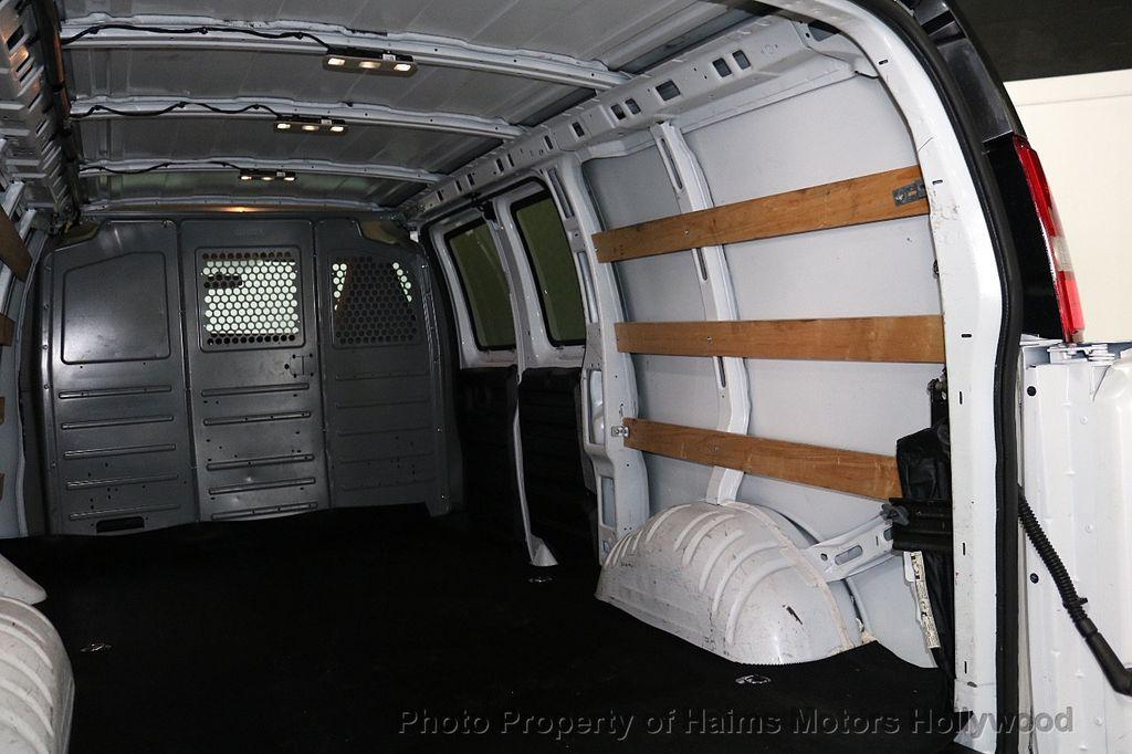 "2017 GMC Savana Cargo Van RWD 2500 135"" - 18051520 - 9"