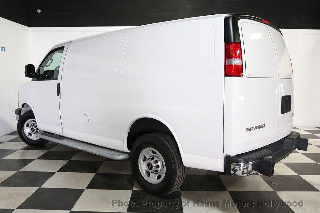 "2017 GMC Savana Cargo Van RWD 2500 135"" - 18051520 - 4"