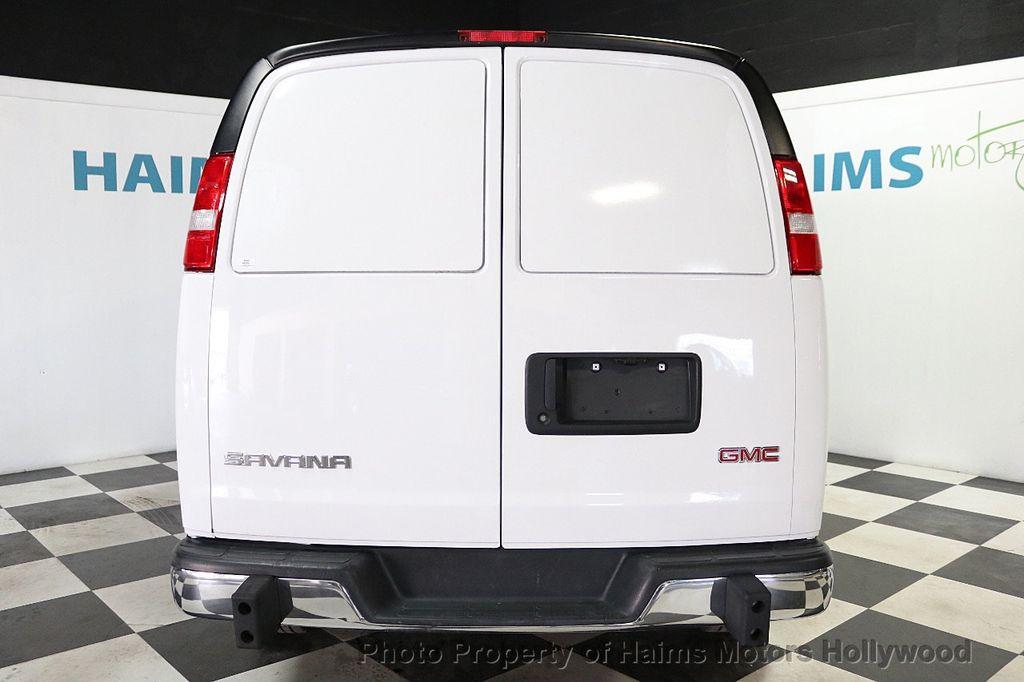 "2017 GMC Savana Cargo Van RWD 2500 135"" - 18051520 - 5"