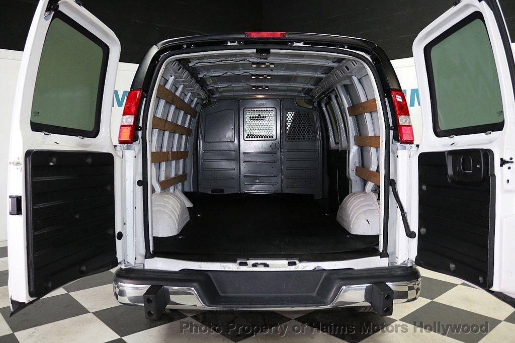 "2017 GMC Savana Cargo Van RWD 2500 135"" - 18051520 - 7"