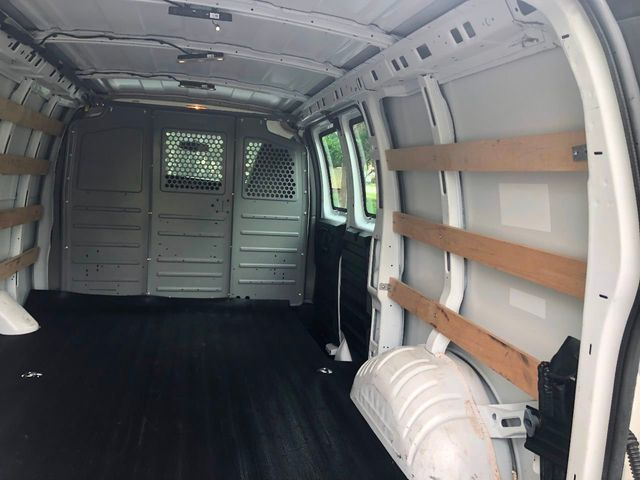 "2017 GMC Savana Cargo Van RWD 2500 135"" - Click to see full-size photo viewer"