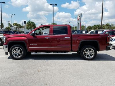 "2017 GMC Sierra 1500 2WD Crew Cab 143.5"" SLT - Click to see full-size photo viewer"