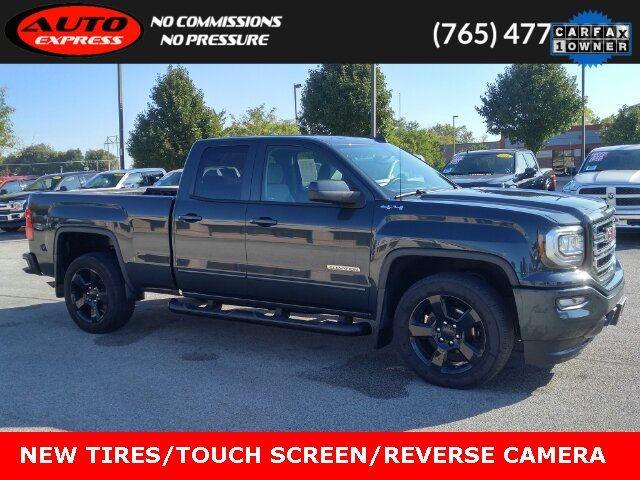 Gmc Elevation 2017 >> 2017 Used Gmc Sierra 1500 Elevation Pkg Extended Cab 4x4 20 Black Premium Alloys At Auto Express Lafayette In Iid 19367784