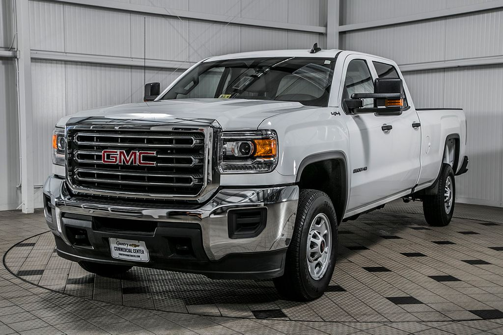 2017 Gmc Sierra 2500hd Crew Long Bed 6 0 V8 4x4 1