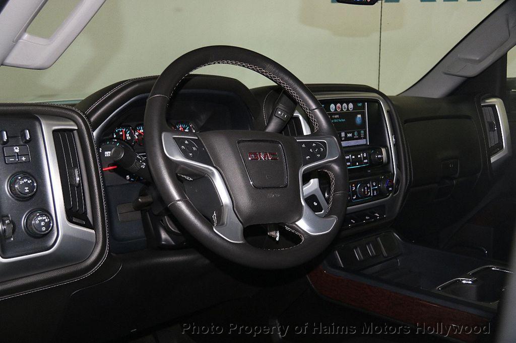 """2017 GMC Sierra 3500HD 2WD Crew Cab 167.7"""" SLT - 17220004 - 21"""