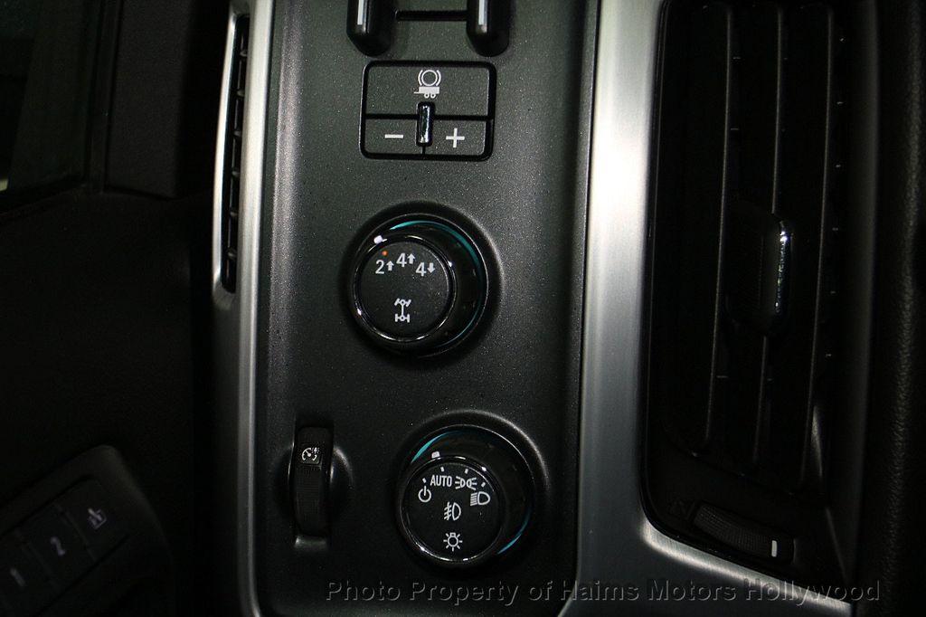 """2017 GMC Sierra 3500HD 2WD Crew Cab 167.7"""" SLT - 17220004 - 27"""